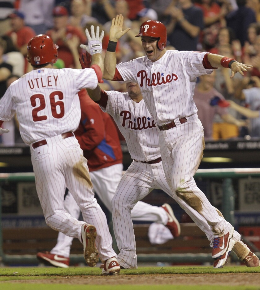 The Dodgers' acquisition of Philadelphia Phillies third baseman Michael Young figures to be a smart move by General Manager Ned Colletti.