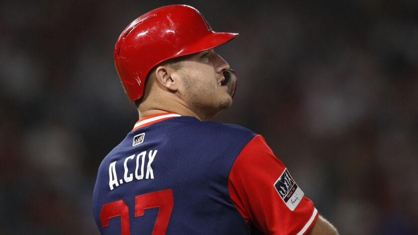Image result for After The Draft Mike Trout Felt He Needed To Prove People Wrong