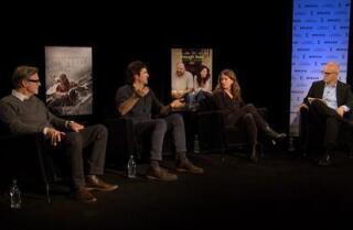 The Envelope Screening Series - Directors' Roundtable (critics)