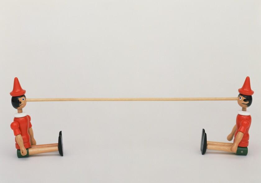 """Nayland Blake's """"Untitled (Pinocchio)"""""""
