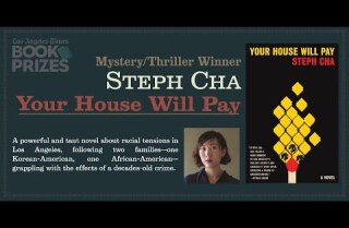 Los Angeles Times Book Prizes: Steph Cha, Mystery/Thriller