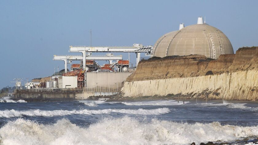 The California Public Utilities Commission sought to assign 70 percent of the $4.7 billion cost of shuttering the San Onofre plant to SDG&E and Edison ratepayers.