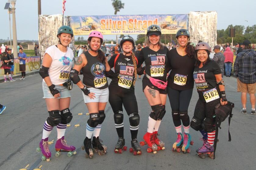 A photo of Silver Strand Veterans Day Half Marathon, 10 Miler, & Veterans Day 5K