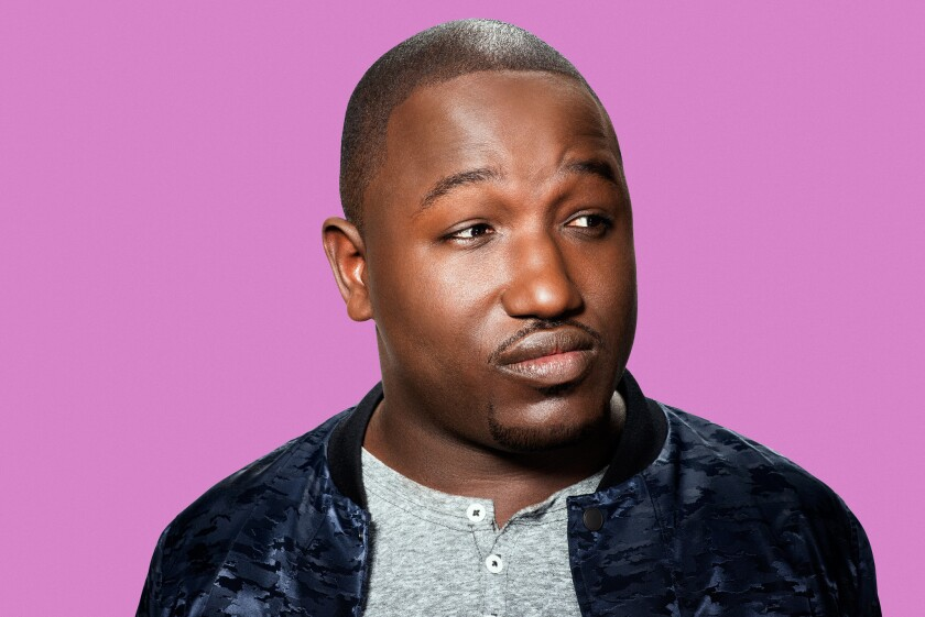 "Hannibal Buress hosts ""Why? with Hannibal Buress"" on Comedy Central."