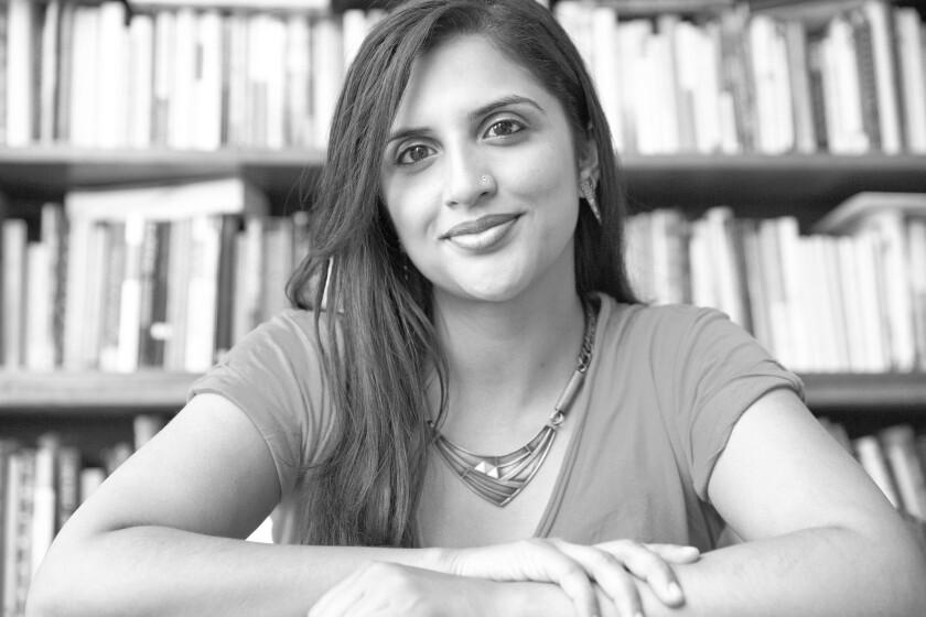 Author Tania James