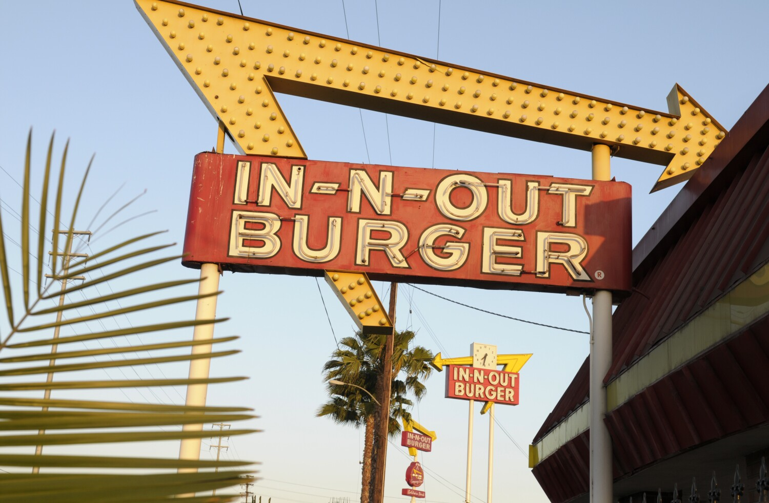 A second Northern California In-N-Out is forced to close for violating COVID-19 rules
