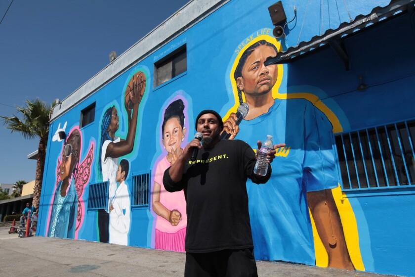 Community Art Therapy Program - Photo Artist Moses Ball.jpg