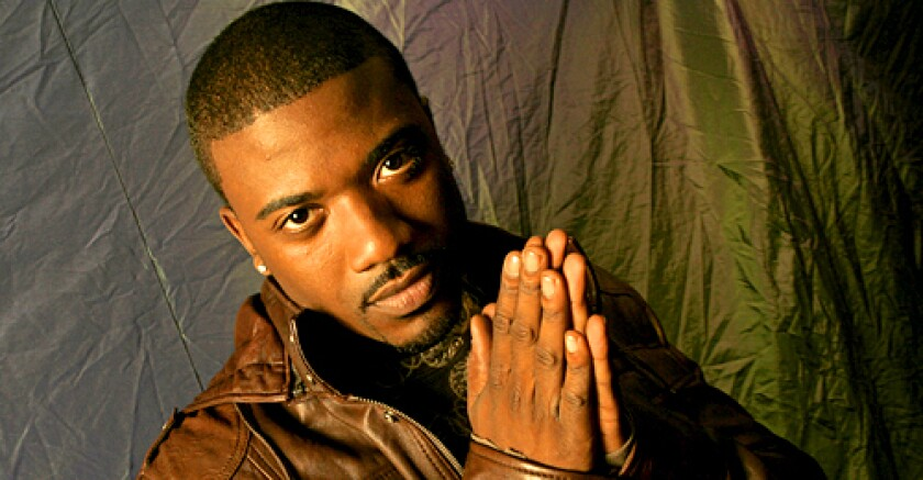 ADULT: Ray J, with gangsta rap homages and a sex tape, is removed from his younger image.