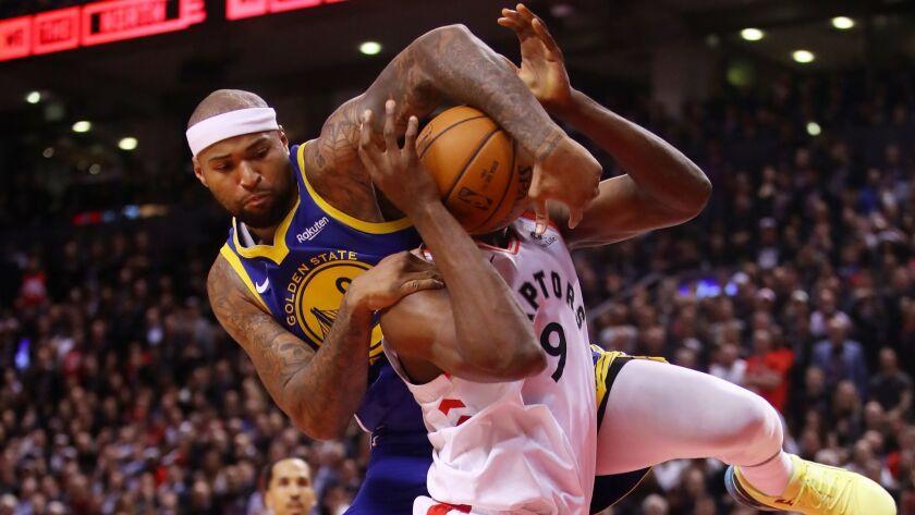 BESTPIX - 2019 NBA Finals - Game One
