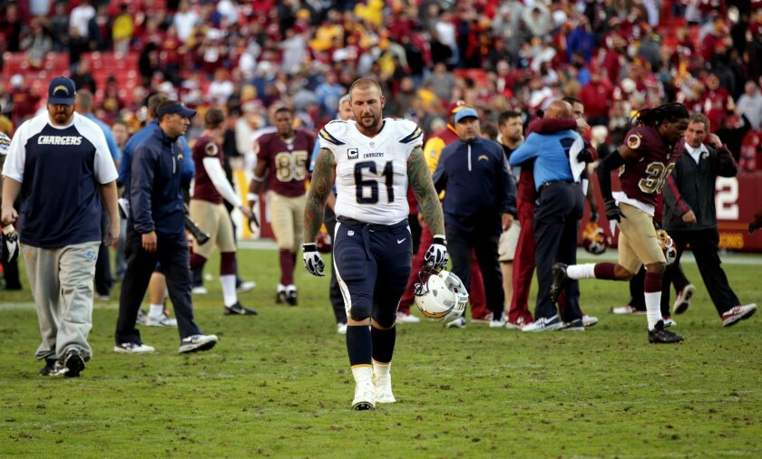 Chargers-Redskins 11/3/2013
