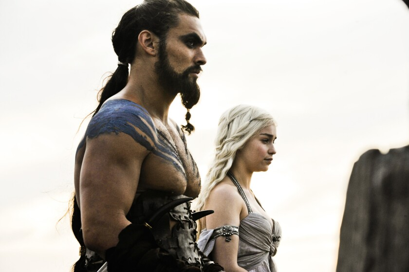 Op-Ed: 'Game of Thrones': A brief history of the Dothraki