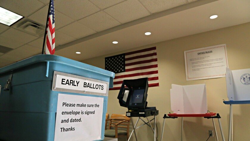 Op-Ed: Can epistocracy, or knowledge-based voting, fix democracy?