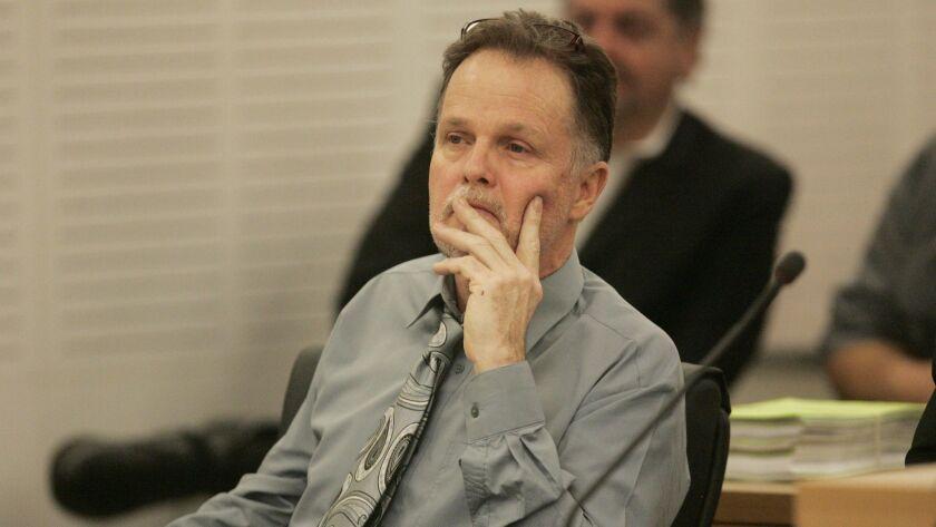June 15, 2015,- San Bernardino, CA |Defendant Chase Merritt listened as a judge spoke, ordering Merritt to stand trial on four murder charges.