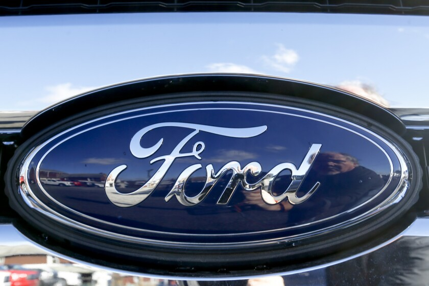Ford is recalling the top-selling vehicle in the U.S. to fix a fluid leak that can reduce braking power. The recall covers about 271,000 F-150 pickups in North America from the 2013 and 2014 model years that have 3.5-liter V6 engines.