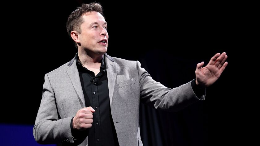 Elon Musk's new tunneling company has requested city approval to begin digging a tunnel that could someday connect the San Fernando Valley to Los Angeles International Airport.