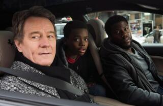 'The Upside' review by Justin Chang