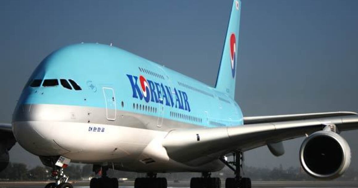 Αεροσυνοδός διαγνωστεί με κορονοϊός μπορεί να έχουν serviced ταξίδια μεταξύ Σεούλ και το Λος Άντζελες
