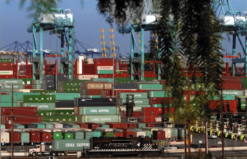 China Shipping used $5 million paid by the Port of L.A. to upgrade 17 ships so they can use shore power, but the city didn't get all the promised environmental benefits.