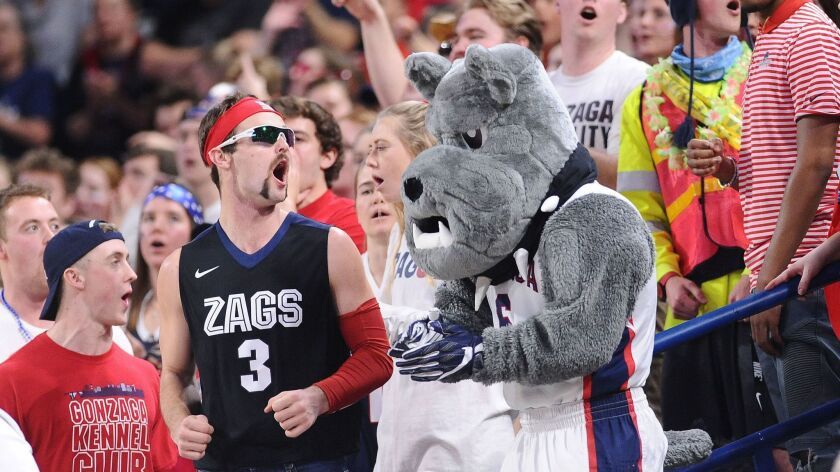 USD has lost 18 straight at Gonzaga, but other WCC teams have even longer streaks of futility in eastern Washington.