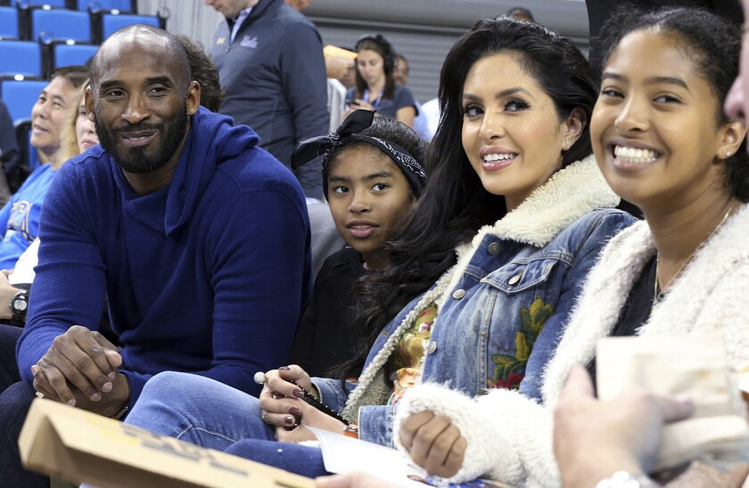 Vanessa Bryant announces 'A Celebration of Life' for Kobe and Gianna
