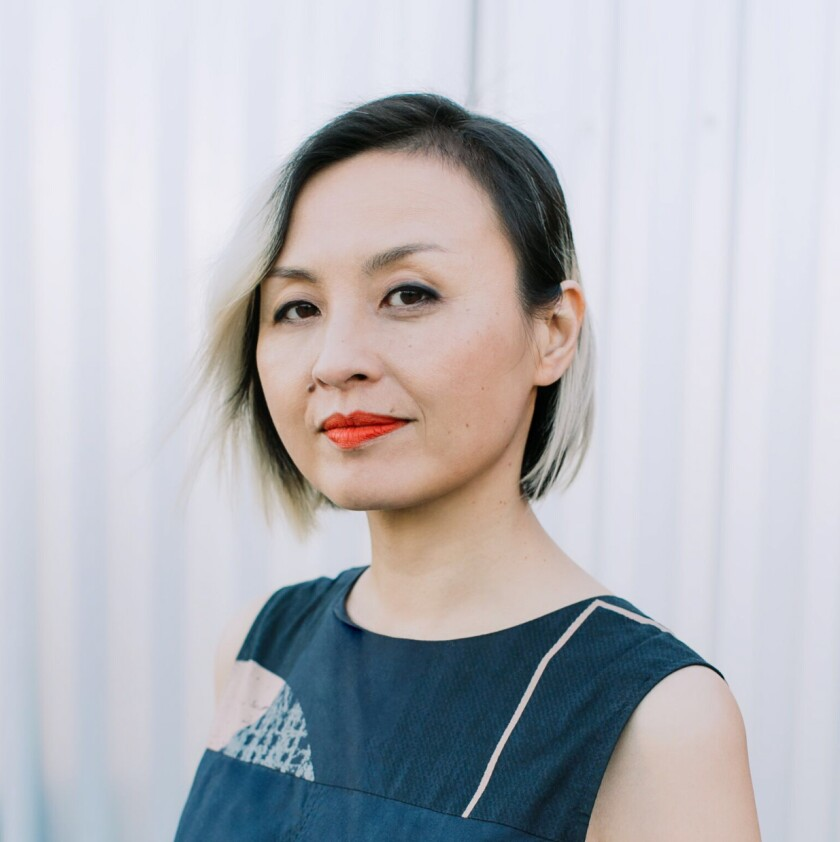 Author Mimi Lok