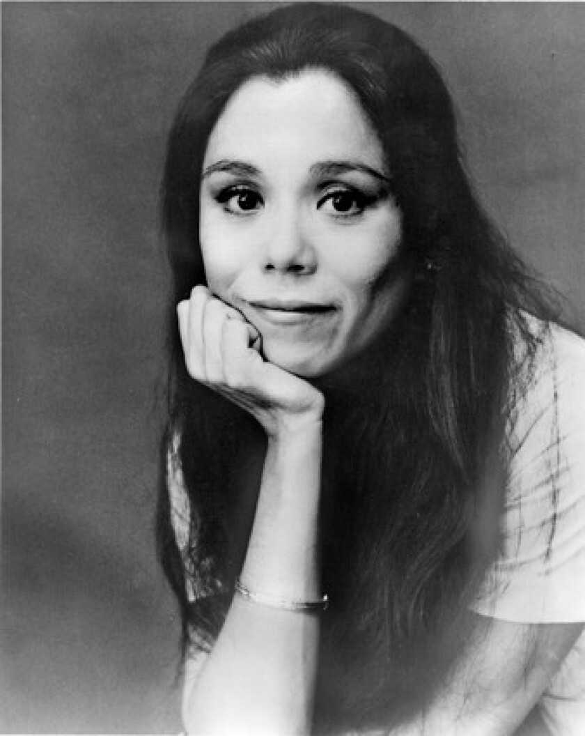 """In addition to her recurring role on """"The Flying Nun,"""" actress, singer and dancer Linda Dancil appeared on Broadway and the bilingual children's show """"Villa Alegre."""""""