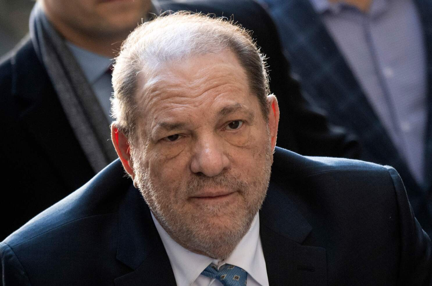 Harvey Weinstein Faces New Legal Front In London Assault Case Los Angeles Times