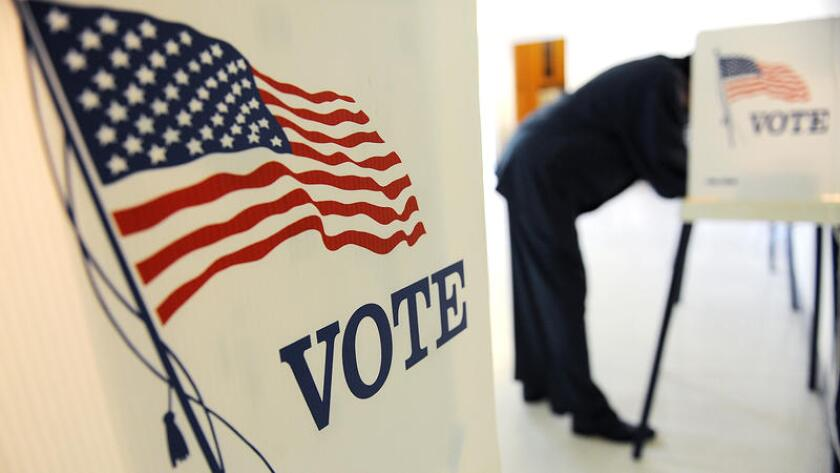 California's 2020 presidential primary results