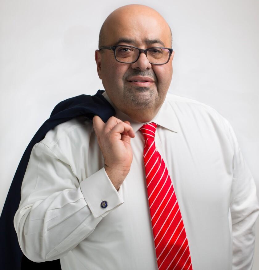 Adel Hagekhalil, executive director of L.A.'s Bureau of Street Services.