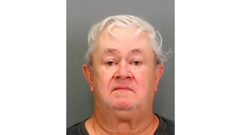 Santa Clara County fire suspect