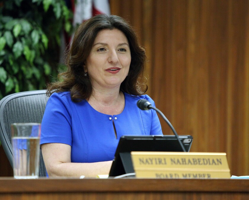 Photo Gallery: Historic Glendale superintendent approved for GUSD