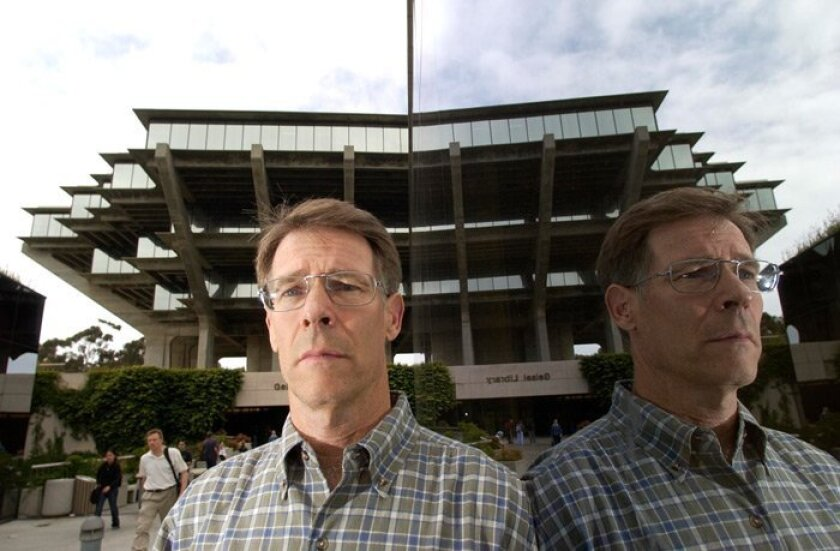 Science-fiction writer Kim Stanley Robinson is a graduate of UCSD.