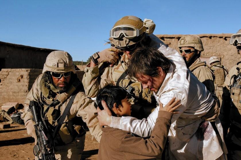 Review: Peter Berg's fierce 'Lone Survivor' captures realities of ...