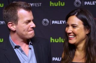 PaleyFest 2017: 'Westworld' co-showrunners Jonathan Nolan and Lisa Joy