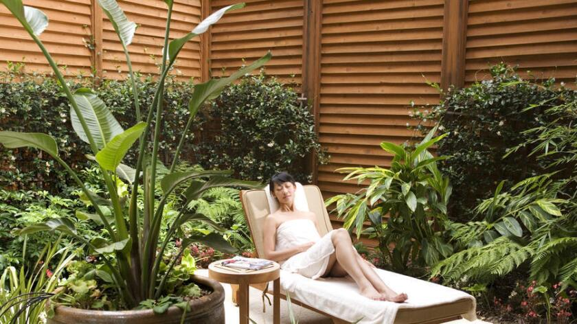 The spa at Pala Casino Spa & Resort is a sumptuous sanctuary. (Courtesy photo)