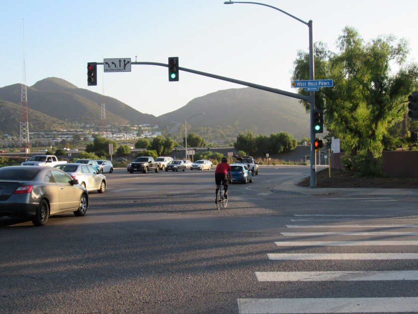 Santee has completed a plan that will help make its roads safer.