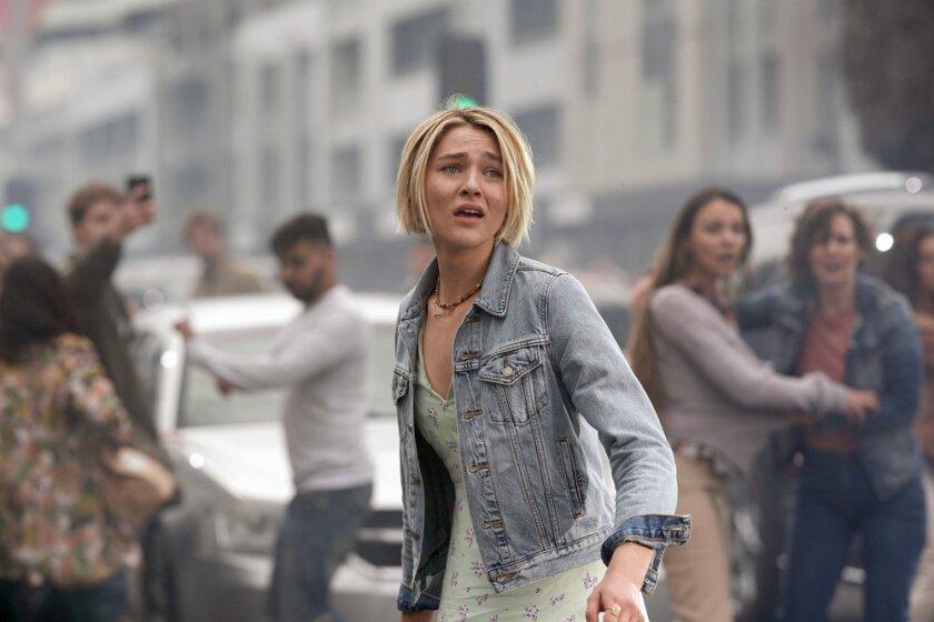"Zyra Gorecki in ""La Brea"" on NBC"