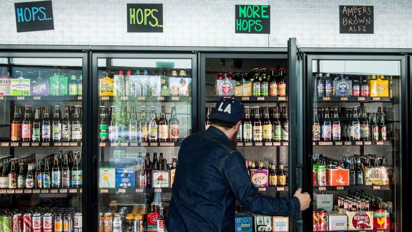 Know what not to do when you're buying craft beer.
