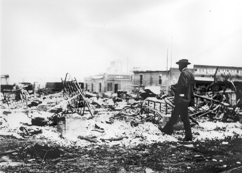 Tulsa finally decides to address 1921 race massacre with search for mass grave