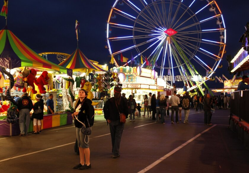 The iconic Grand Wheel has delighted San Diego County Fair visitors for 20 years at the Del Mar Fairgrounds.