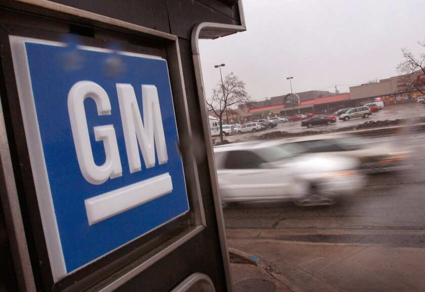 China fined General Motors $29 million on Friday, alleging that it violated the country's anti-monopoly law.