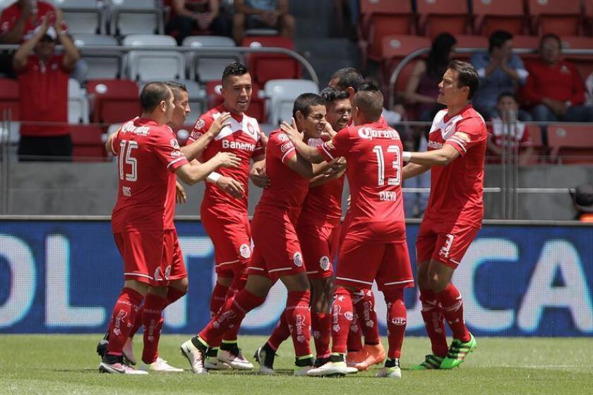 Los Diablos del Toluca, uno de los equipos más ganadores del fútbol mexicano en los recientes 20 años.