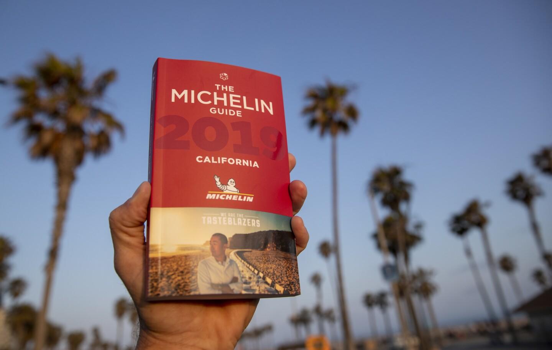 2019 California Michelin Guide