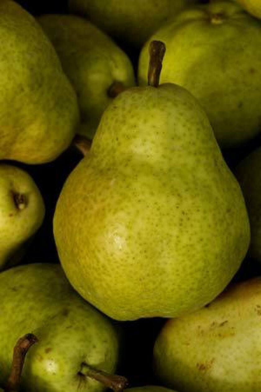 Recipe: Roman pear pudding