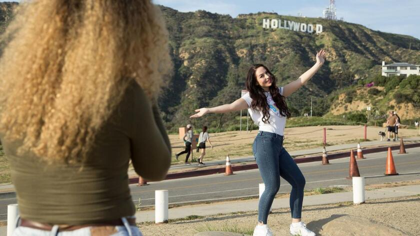 Letrero de Hollywood