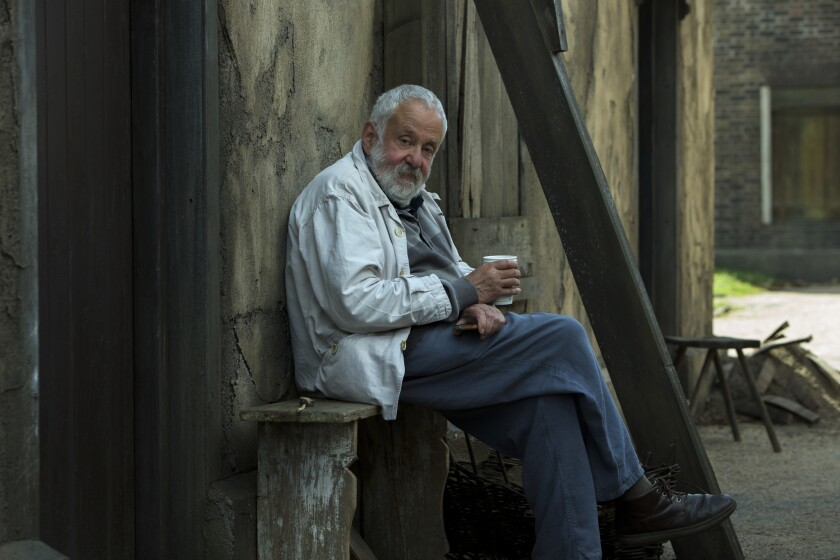 Director Mike Leigh Breaks His Own Mold For The Ambitious
