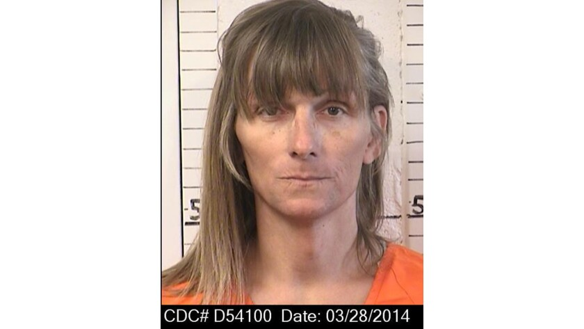 Michelle-Lael Norsworthy, 51, is housed at Mule Creek State Prison in Ione. Norsworthy was born Jeffrey Bryan Norsworthy.