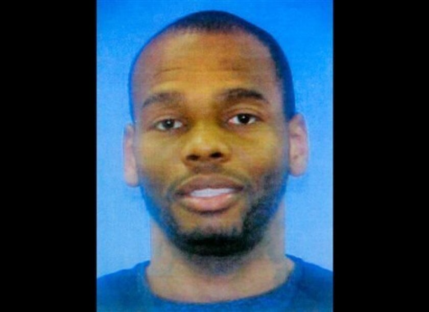 """Gerald """"Skip"""" Murphy, 38, is seen in this photograph provided by the Mercer County Prosecutor's Office in Trenton, N.J., Sunday, May 12, 2013. Three children are safe after a 36-hour standoff with Murphy, who was armed, ended early Sunday, in Trenton, N.J., state law enforcement officials said. Murphy was killed during the rescue, officials said. But the bodies of a woman, presumed to be homeowner Carmelita Stevens, 44 -- the mother of the children -- and a young boy, presumed to be her 13-yea"""