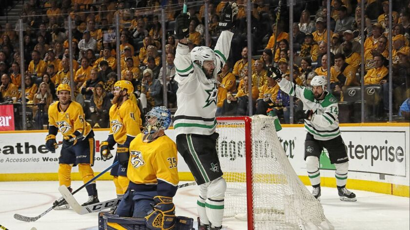 Dallas Stars v Nashville Predators - Game Five