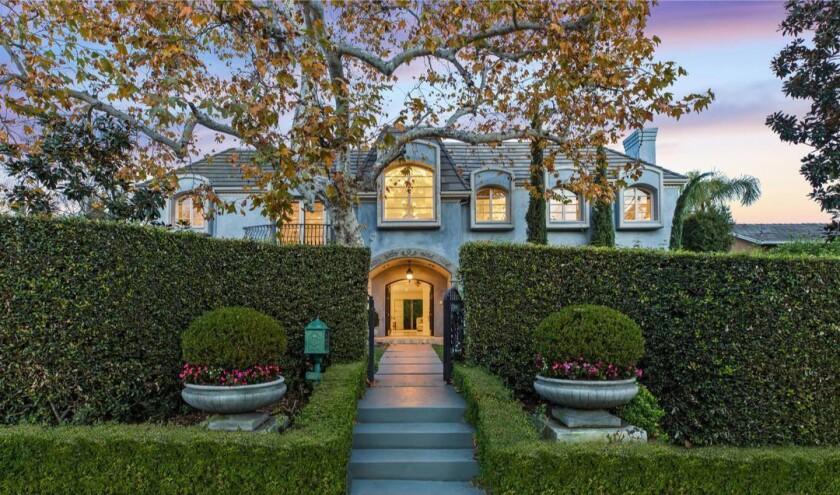 Arthur Spivak's Beverly Hills home